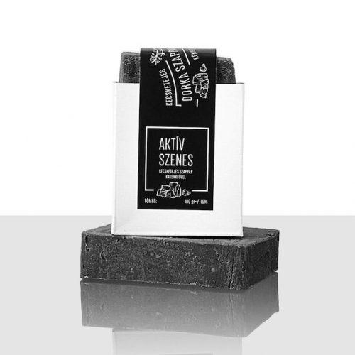 aktívszenes-kecsketejes-szappan-fekete szappan-pattanás ellen-tiniknek-férfiaknak-nőknek-webáruház